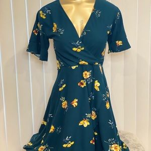 Super soft Floral Dress